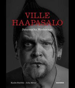 Metso, Juha - Junamatka Moskovaan, audiobook
