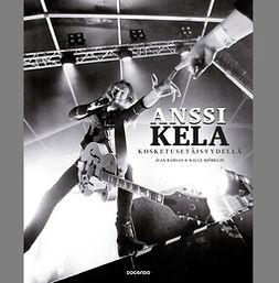 Björklid, Kalle - Anssi Kela: Kosketusetäisyydellä, audiobook