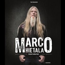 Kangasluoma, Timo - Marco Hietala - Ruostumaton, äänikirja