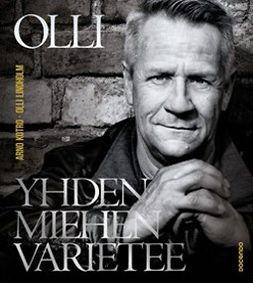 Kotro, Arno - Olli: Yhden miehen varietee, audiobook
