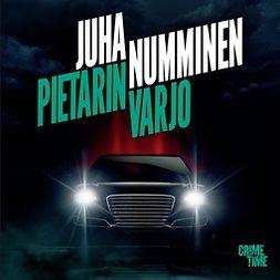 Numminen, Juha - Pietarin varjo, äänikirja