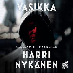 Nykänen, Harri - Vasikka, äänikirja