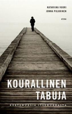 Pulkkinen, Jonna - Kourallinen tabuja: kertomuksia itsemurhasta, ebook