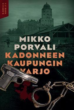Porvali, Mikko - Kadonneen kaupungin varjo, e-kirja