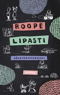 Lipasti, Roope - Jälkikasvukausi, e-bok