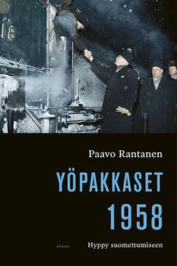 Yöpakkaset 1958: Hyppy suomettumiseen