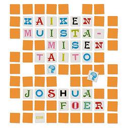 Foer, Joshua - Kaiken muistamisen taito, audiobook