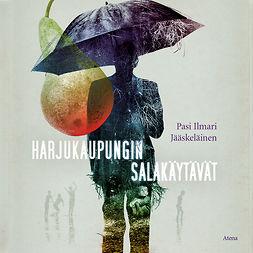 Jääskeläinen, Pasi Ilmari - Harjukaupungin salakäytävät: romaani, äänikirja