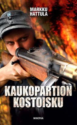 Hattula, Markku - Kaukopartion kostoisku, e-kirja