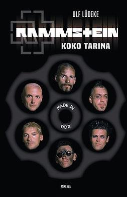 Lüdeke, Ulf - Rammstein: Koko tarina, e-kirja
