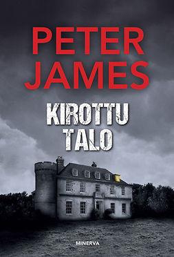 James, Peter - Kirottu talo, e-kirja