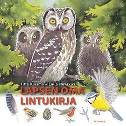 Kuisma, Titta - Lapsen oma lintukirja, e-kirja
