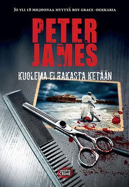 James, Peter - Kuolema ei rakasta ketään, e-kirja