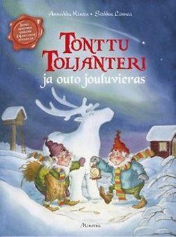 Kiuru, Annukka - Tonttu Toljanteri ja outo jouluvieras, e-kirja