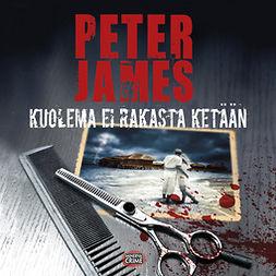 James, Peter - Kuolema ei rakasta ketään, äänikirja