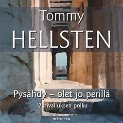Hellsten, Tommy - Pysähdy - olet jo perillä: 12 oivalluksen polku, äänikirja