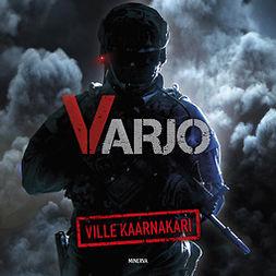 Kaarnakari, Ville - Varjo, äänikirja