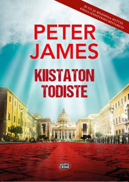 James, Peter - Kiistaton todiste, ebook