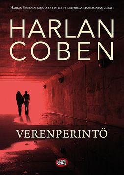 Coben, Harlan - Verenperintö, e-kirja
