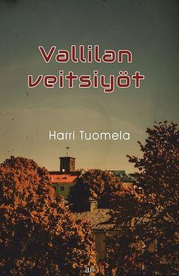 Tuomela, Harri - Vallilan veitsiyöt, e-kirja