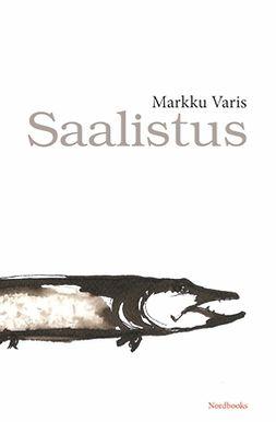Varis, Markku - Saalistus, e-kirja