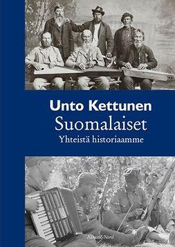 Kettunen, Unto - Suomalaiset, e-kirja