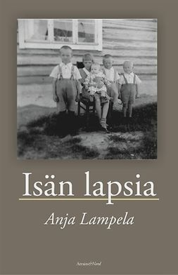 Lampela, Anja - Isän lapsia, e-bok