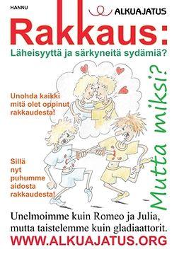 Hannu - Rakkaus: Läheisyyttä ja särkyneitä sydämiä?, ebook