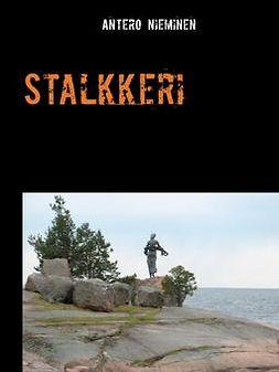 Nieminen, Antero - Stalkkeri, e-kirja