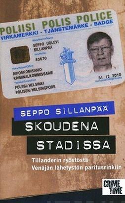 Sillanpää, Seppo - Skoudena stadissa, e-kirja