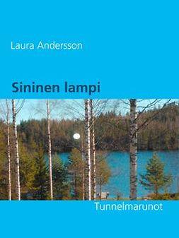 Andersson, Laura - Sininen lampi, e-kirja
