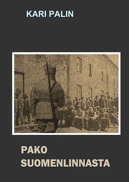 Palin, Kari - Pako Suomenlinnasta, e-kirja