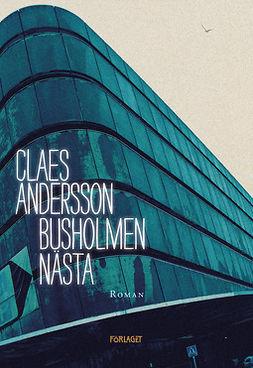 Andersson, Claes - Busholmen nästa, e-bok