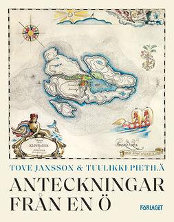 Jansson, Tove - Anteckningar från en ö, e-bok