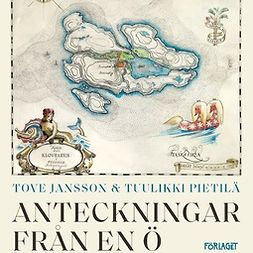 Jansson, Tove - Anteckningar från en ö, audiobook
