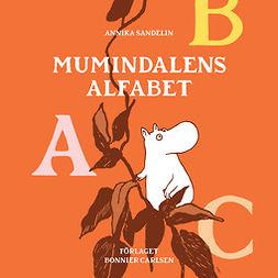 Sandelin, Annika - Mumindalens alfabet, äänikirja