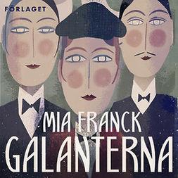 Franck, Mia - Galanterna, äänikirja