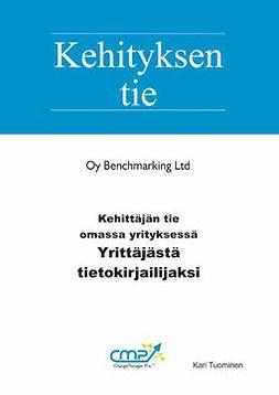 Tuominen, Kari - Yrittäjästä tietokirjailijaksi, ebook
