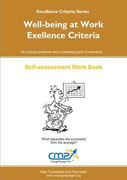 Tuominen, Kari - Well-being at Work - Excellence Criteria, ebook
