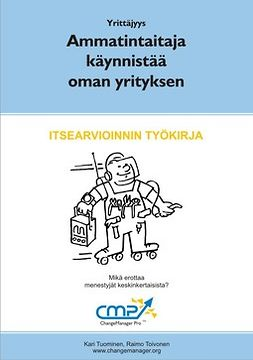 Tuominen, Kari - Ammatintaitaja käynnistää oman yrityksen, ebook