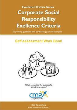 Tuominen, Kari - Corporate Social Responsibility - Excellence Criteria, ebook