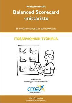 Tuominen, Kari - Balanced Scorecard -mittaristo, ebook