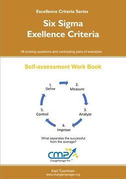 Tuominen, Kari - Six Sigma - Excellence Criteria, ebook