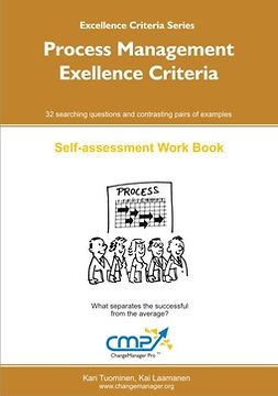 Tuominen, Kari - Process Management - Excellence Criteria, ebook