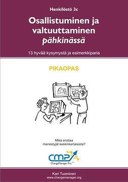 Tuominen, Kari - Osallistuminen ja valtuuttaminen pähkinässä -  3c, e-kirja