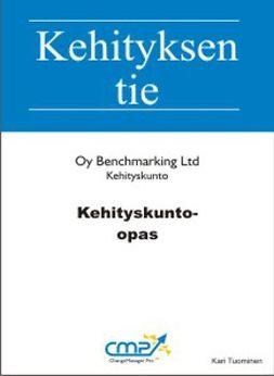 Tuominen, Kari - Kehityskunto-opas, e-kirja
