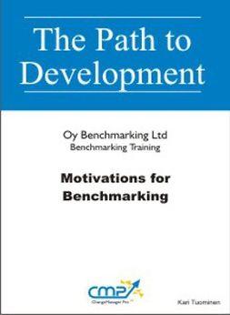 Tuominen, Kari - Motivation for Benchmarking, ebook