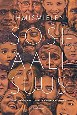 Gronow, Antti - Ihmismielen sosiaalisuus, ebook