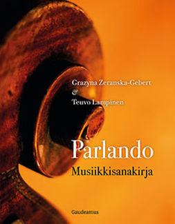 Lampinen, Teuvo - Parlando: Musiikkisanakirja, e-kirja