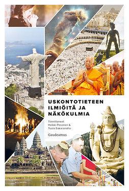 Pesonen, Heikki - Uskontotieteen ilmiöitä ja näkökulmia, ebook